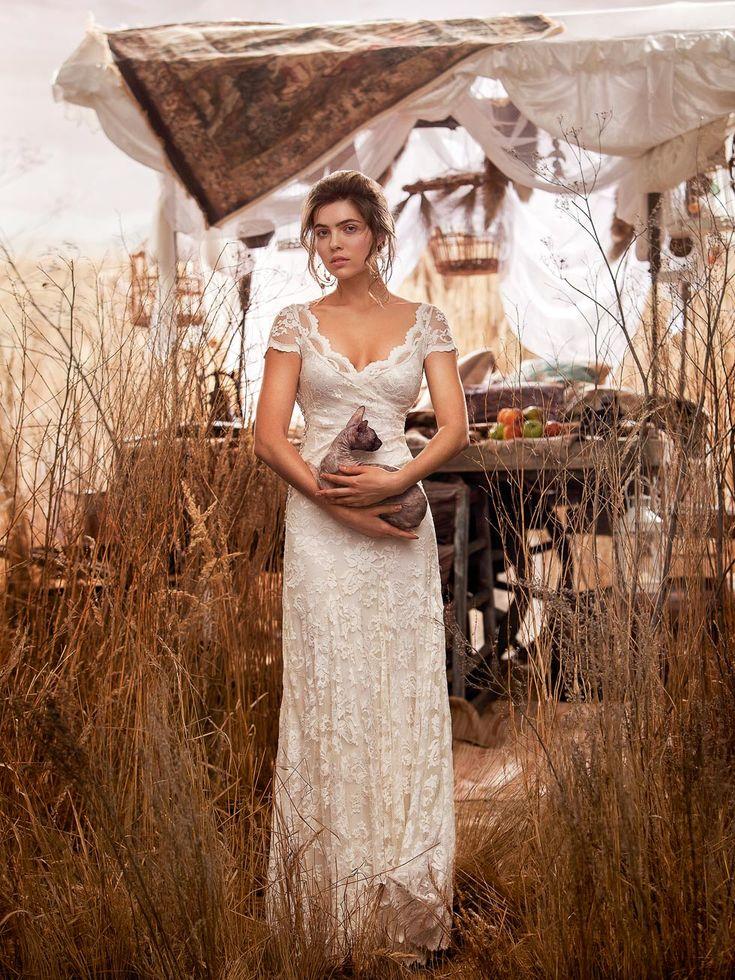 77 best Brautkleid images on Pinterest   Bridal gowns, Short wedding ...