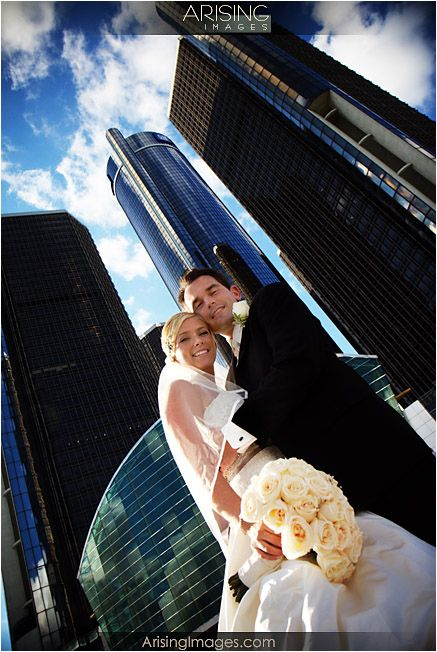 wedding photos in downtown detroit - Google Search