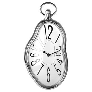 Ścienny zegar Dalego
