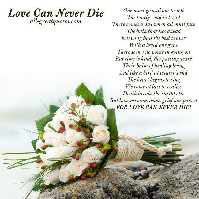 Condolences, Sympathy, In Loving