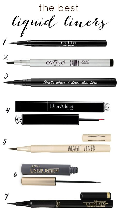 Liquid liner can be tricky and intimidating. Not only does it require a steady hand to pull of a precise look, but you also need a long-wearing formula to avoid smearing and running, and an applica...