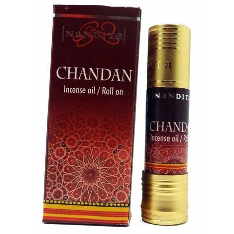 Nandita Chandan Perfume Oil - The Hippie House