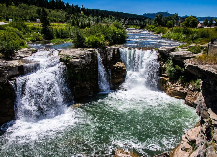 3 Southern Alberta Provincial Parks That Should be on Your Radar - This is Lundbreck Falls