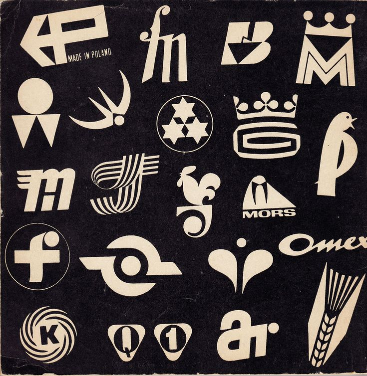 Catalogue of the First Polish Exhibition of Graphic Symbols, 1969. CourtesyMuseum of Modern Art in Warsaw.