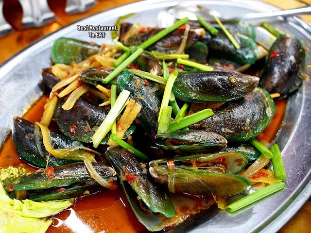 Restoran Sisik Ikan Bakar Klang 019 252 1330 Bandar Botanic Cooking Seafood Best Street Food Restaurant Recipes