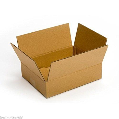 25 Packing Shipping Boxes 10x7x3 Corrugated Cardboard Packaging Mailing Moving. 100 percent recycled corrugated box for packing, shipping, and storing. 32 ECT grade for standard stacking performance. Made of single wall C flute corrugated fiberboard with standard kraft color. Note:For return policy in non product problem,customer has to response for shipping fee and 15% restore fee,And please return within 14 days.