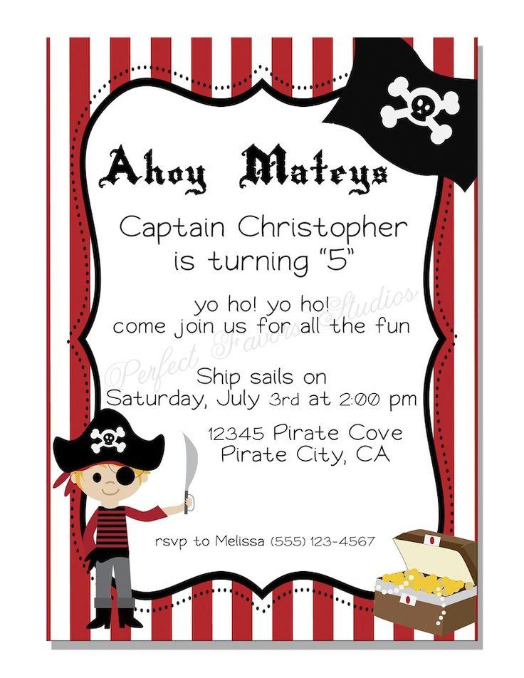 birthday invitations children