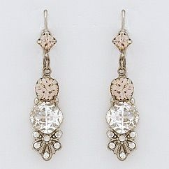 Vintage Hollywood Glam :  wedding accessories houston ECJ3ASF Can't decide on earrings!! Need your advice :) - sorry, pic heavy! :  wedding accessory allure 8800 earrings ECJ3ASFB Lg