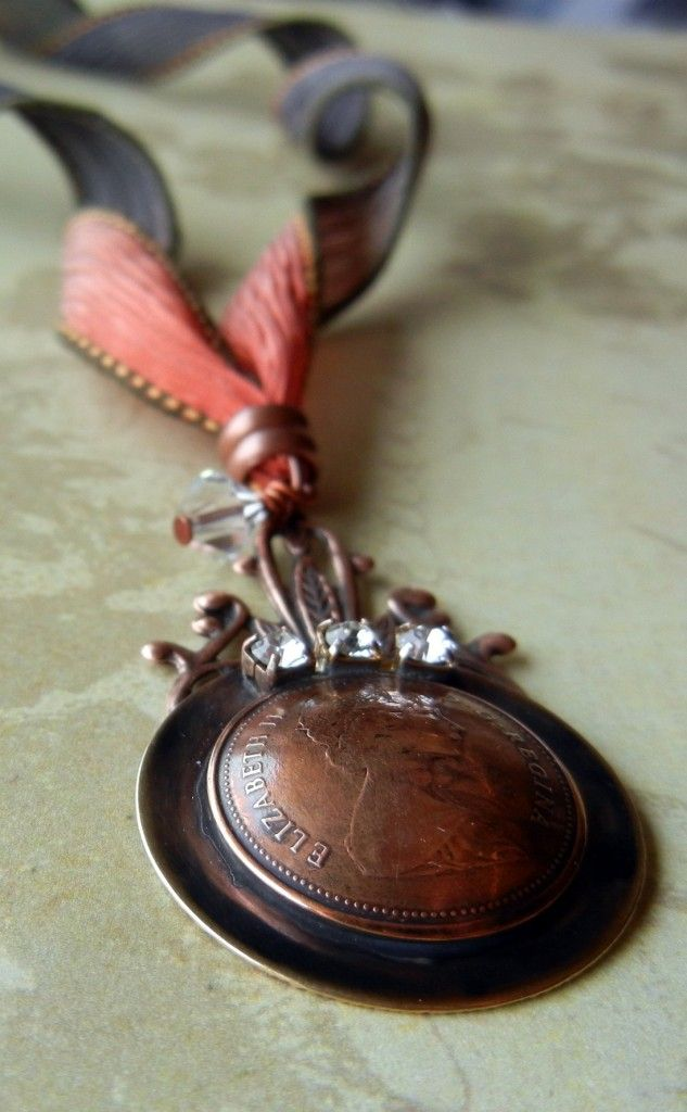 Snippet Copper Tips The Nailasaurus: 1000+ Images About Coin Jewelry On Pinterest