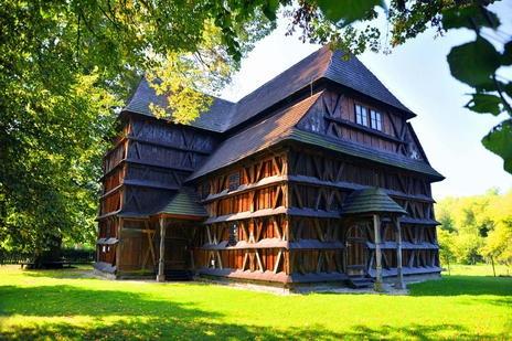 Wooden Churches of the Slovak part of the Carpathian Mountain Area - Slovakia