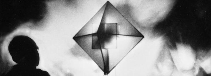 """Somehow, tucked into the Kazan Aviation University in Tatarstan, USSR, inside a Faculty of Radio Engineering, the Studio """"Prometheus"""" explored experimental aesthetics. In short, while performing the complicated dance of keeping Soviet authorities and the KGB happy, Professor Bulat Galeev and his colleagues managed to create an enormous body of work in visual music. These projects included everything from small light organs to full-scale projections, in a seemingly endless parade of…"""