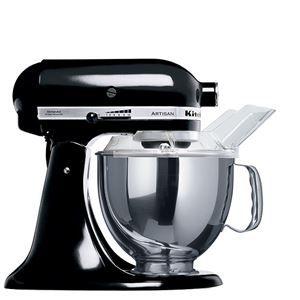 Kitchen Aid, kjøkkenmaskin sort - Kjøkkenmaskiner - Kitchn.no