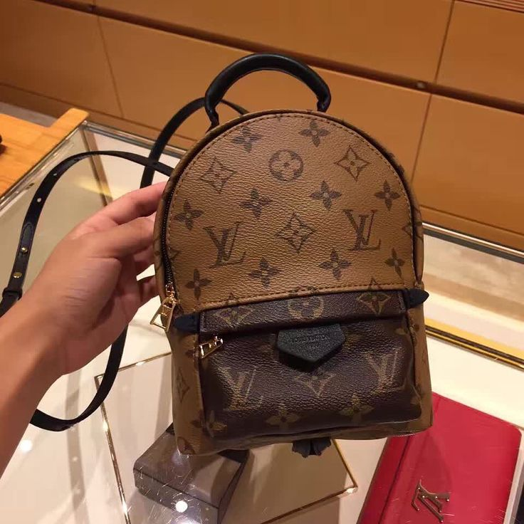 Louis Vuitton monogram reverse backpack m42411 #louisvuittonbackpack #lvbackpack #m42411 #luxwomenstore.com