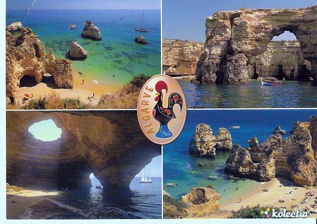 Benagil Cave And Camilo Beach Algarve Portugal Fotoalgarve ...
