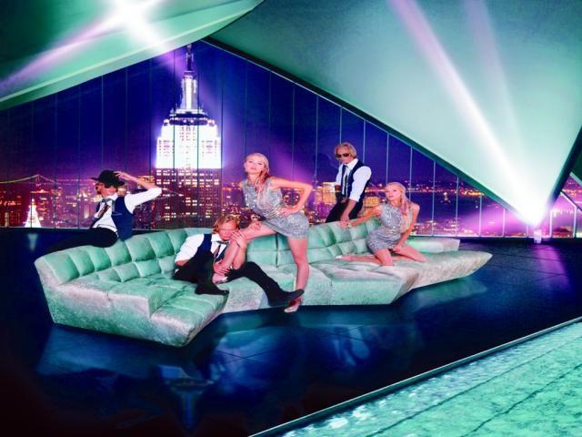 bretz | luxus möbel | wohnen mit klassikern | www, Innenarchitektur ideen