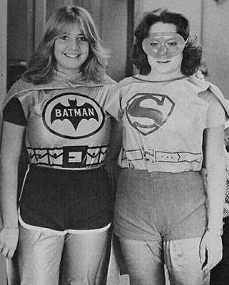 Image result for vintage superhero costume