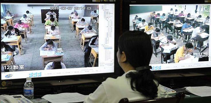 Cárcel para quien se copie en el gaokao, el examen de ingreso universitario - http://www.absolut-china.com/carcel-para-quien-se-copie-en-el-gaokao-el-examen-de-ingreso-universitario/