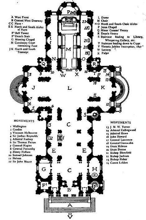 st  george u0026 39 s chapel  windsor castle  floor plan