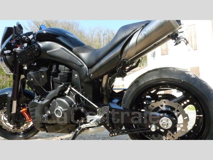 YAMAHA MT-01 1700 occasion - Charente 16 - Roadster 1670 cc
