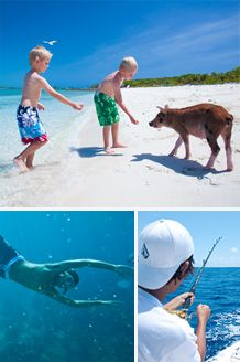 1000 images about embrace resort vacation activities on for Deep sea fishing bahamas