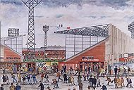 Art by Terry Gorman - Original Paintings - Prints - Limited Editions - Commissions - Sheffield United FC
