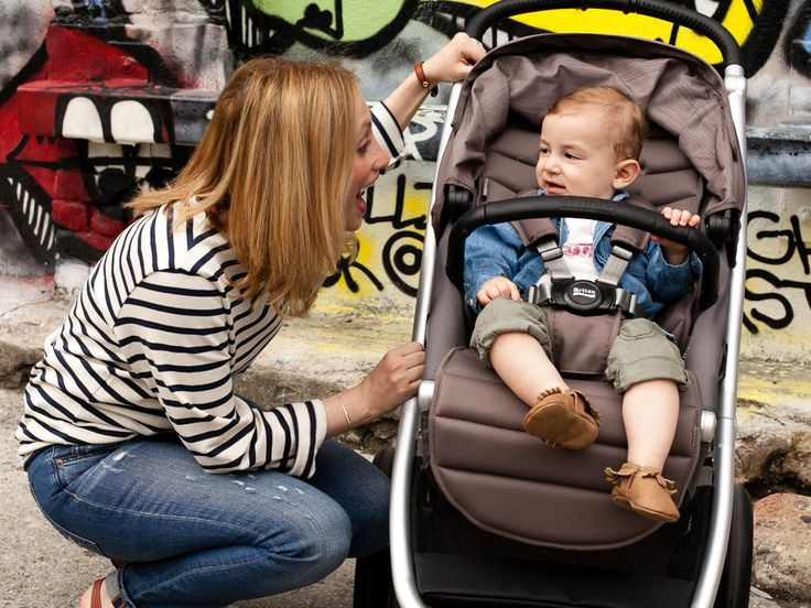 Best City Strollers: Britax Affinity