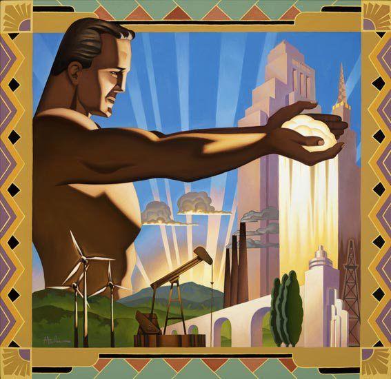 224 best images about art deco graphic art on pinterest for Poster mural zen deco