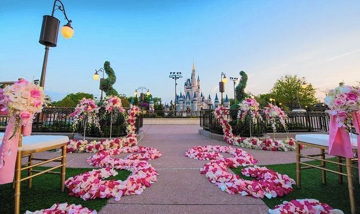 Disney World unveils new wedding venue in heart of Magic Kingdom - Chicago Tribune