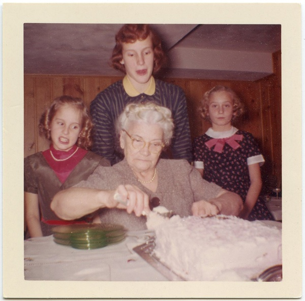 """""""Listen girls, if the cake-to-frosting ratio isn't perfect here, Inez will never let me hear the end if it."""""""
