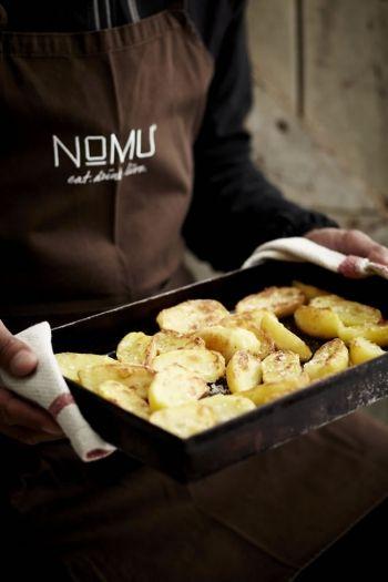 Cheat's Roast Potatoes