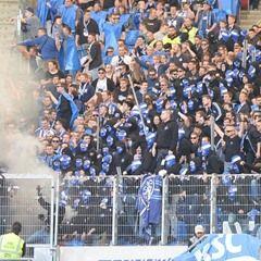 Bundesliga Second Tier Football Match - VfBStuttgart vs Karlsruhe SC