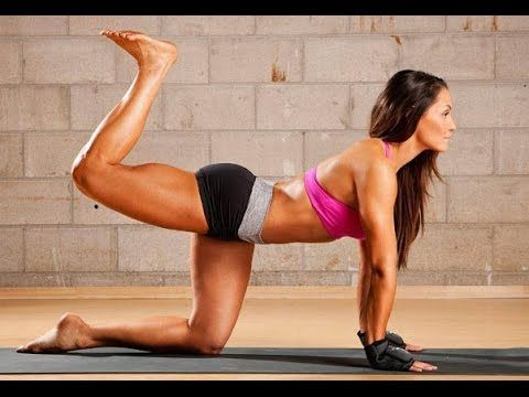 1 Hour Total Body Workout At Home For Women No Equipment | Super Intense - YouTube