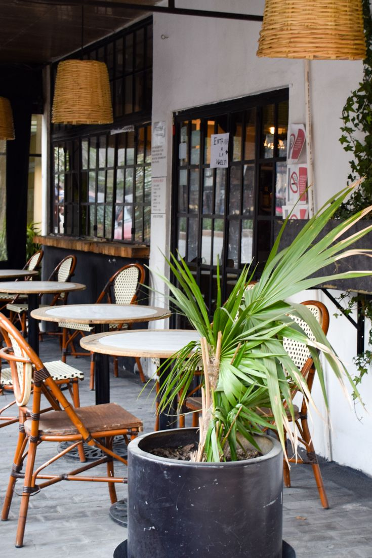 Cafe Toscano | La Roma | Things to do in Mexico City | Travel in Mexico #roma #mexicocity #méxico #trip #wanderlust