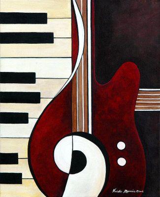 Musical Pieces - Duet - Kristin Morris-Gallery