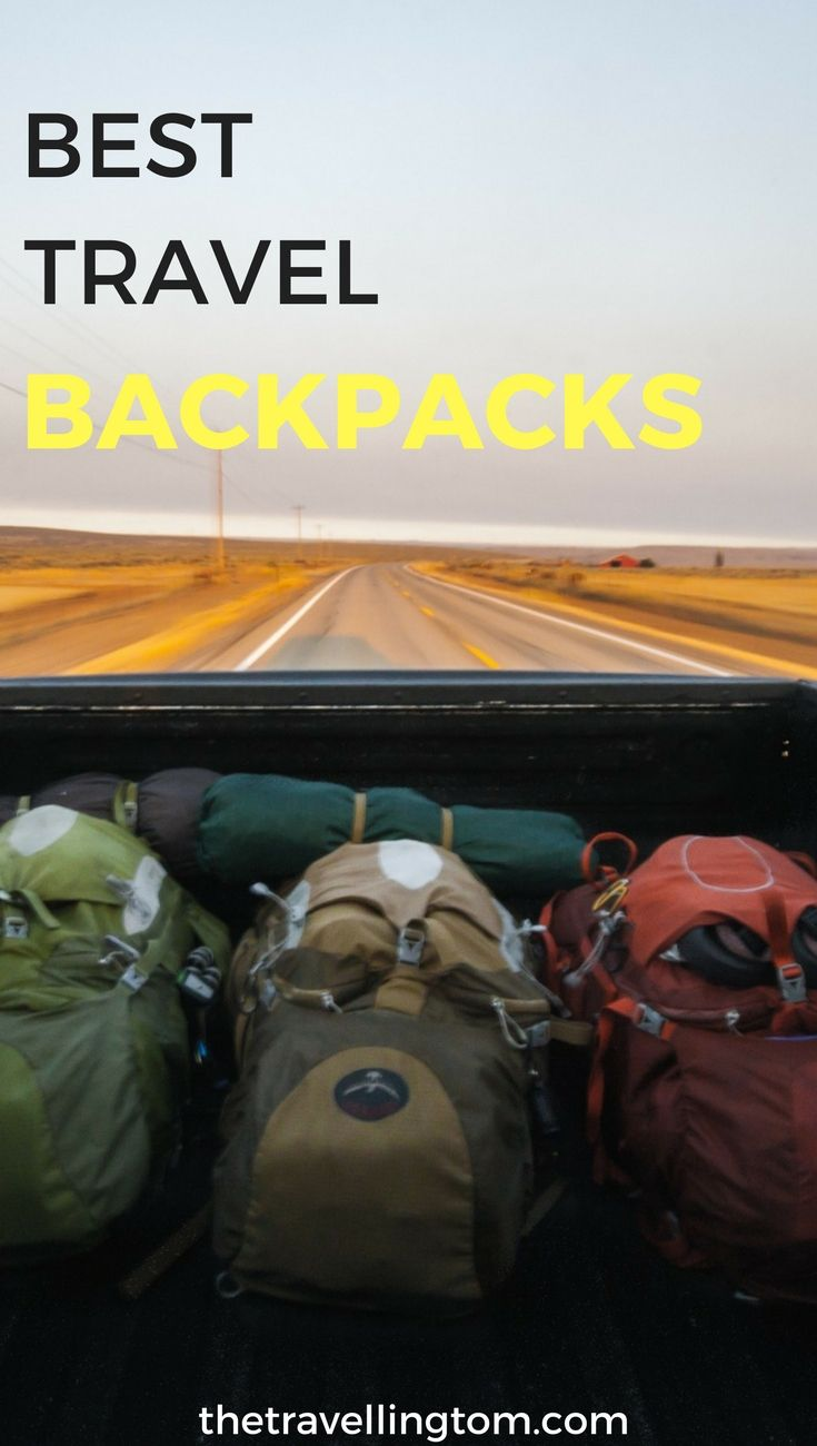The best travel backpacks money can buy. If you're planning on going backpacking for a long time, you will need to find a good travel backpack. Knowing which one to choose can be tough, as there is a lot of choice. Check out my guide to find out which one