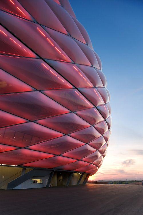 Allianz Arena / Munich, Bavaria, Germany