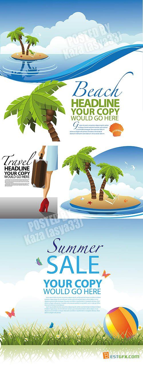 Summer travel cards 01