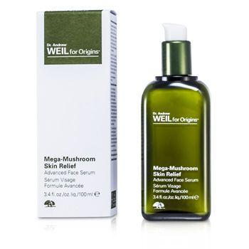 Origins Dr. Andrew Mega-Mushroom Skin Relief Advanced Face Serum 100ml/3.4oz - http://aromata24.gr/origins-dr-andrew-mega-mushroom-skin-relief-advanced-face-serum-100ml3-4oz/