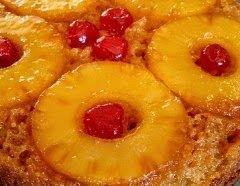 Ricette microonde: Torta di Ananas al microonde