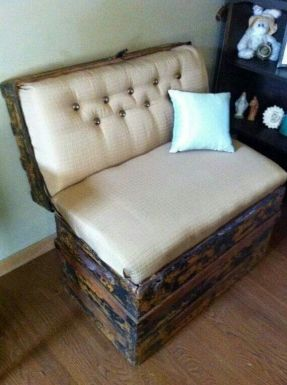 Antique Storage Benches - Foter