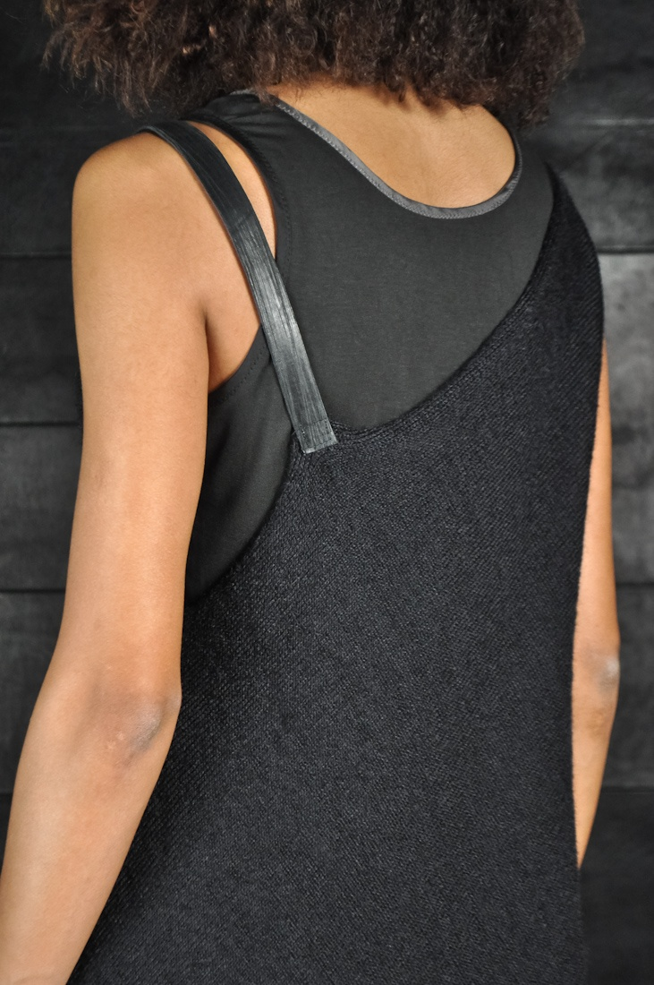 Area – Square Top With Leather Strap