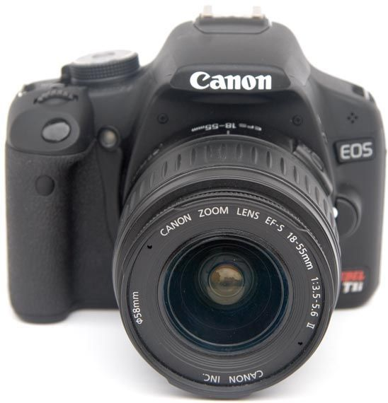 Guided Tour: Canon Rebel T1i   Expert photography blogs, tip, techniques, camera reviews - Adorama Learning Center