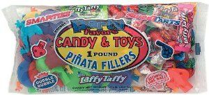 Pinata Filler 1 Pound-Assorted Candy & Toys by WMU. $25.46. Pinata Filler 1 Pound-Assorted Candy family reunion; o. Save 57% Off!