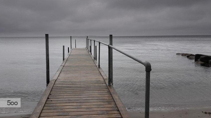 Beachbridge by Flemming Lauridsen on 500px