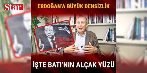 """İşte Batı'nın alçak yüzü: Fransız siyaset bilimci Defarges, """"Referandumdan Evet çıktı. Türkiye'de ya iç savaş çıkmalı ya da Erdoğan öldürülmeli"""" dedi. Avrupalı siyasetçiler bu küstah ifadeye sessiz kaldı."""