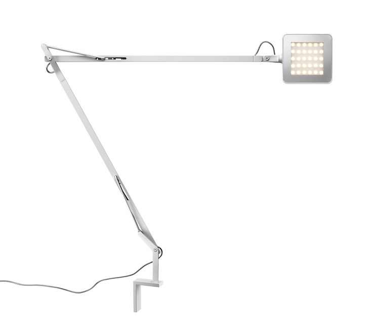 A New Lighting Language: The Kelvin LED Lamp from FLOS