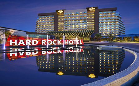 Hard Rock Hotel, Cancun - letsgo2