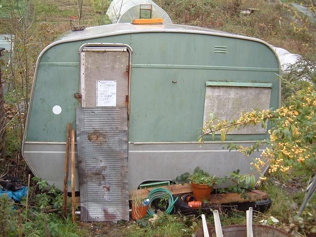 63 Best Garden Vintage Camper Guest Houses Amp Reuses Images