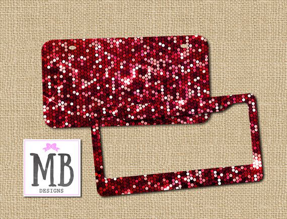 "Please visit our store for more selections: https://www.etsy.com/shop/MacyBlueDesigns    Connect with us on Social Media for Coupons and Flash Sale updates:    Facebook: https://www.facebook.com/MacyBlueDesigns  Twitter: https://twitter.com/MacyBlueDesigns    ITEM DESCRIPTIONS  •••••••••••••••••••••••••••••••••••••••••••••••••••••••••••••  Aluminum License Plate Frame  -  Measures 11.125"" wide by 4.19"" high   Can be used in most states for the front and back of your car to frame your state…"