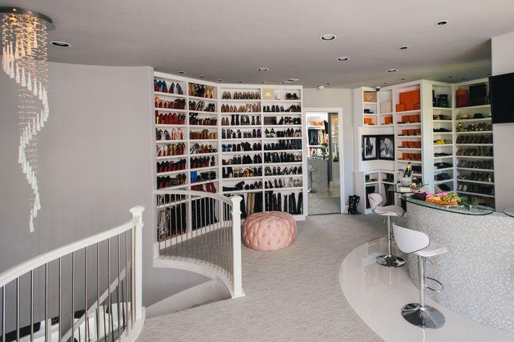 dressing chaussures | rangement dressing | pinterest | vous ferez